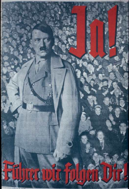 propaganda and hitler Propaganda techniques of , and appraise the nazi propaganda and its possible consequences whether hitler or his fellow nazis were sincere or insincere.
